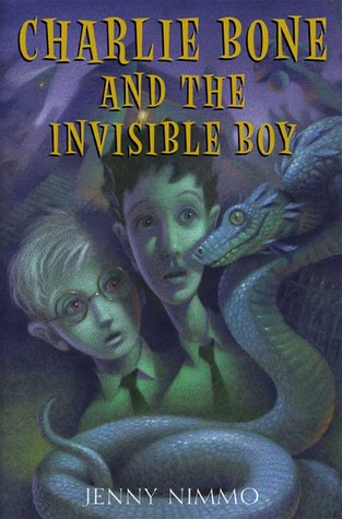 Charlie Bone and the Invisible Boy (The Children of the Red King, #3)