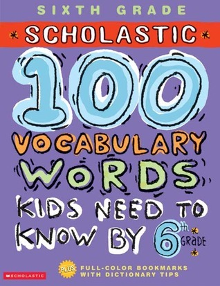 100 vocabulary words kids need to know by 4 gra