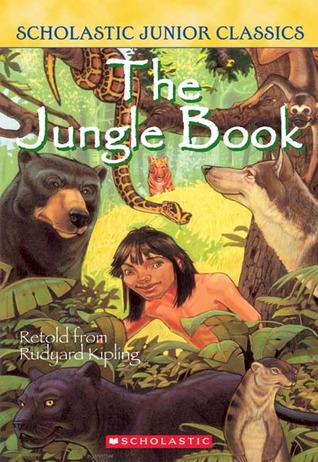 The Jungle Book (Scholastic Junior Classics)