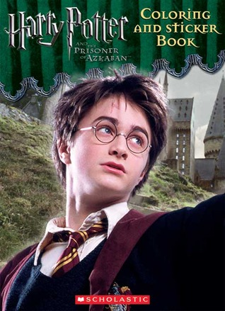 Harry Potter and the Prisoner of Azkaban Coloring And Sticker Book