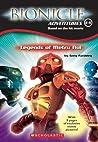 Legends of Metru Nui (Bionicle Adventures, #4)