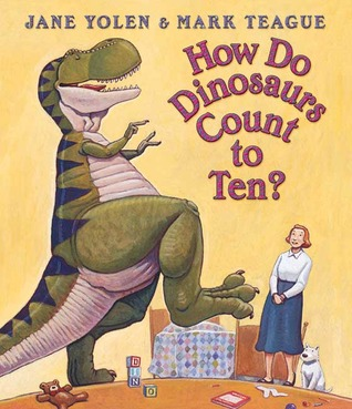 How Do Dinosaurs Count to Ten?