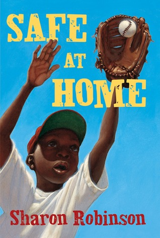 Safe at Home cover art with link to Goodreads description