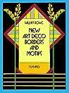 New Art Deco Borders and Motifs