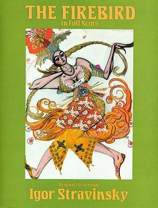 The Firebird in Full Score (Original 1910 Version)