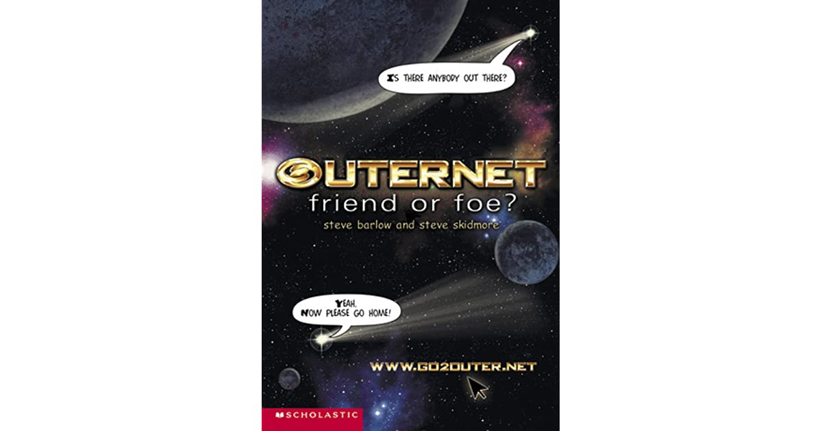 Friend Or Foe Outernet, 1 By Steve Barlow-9255