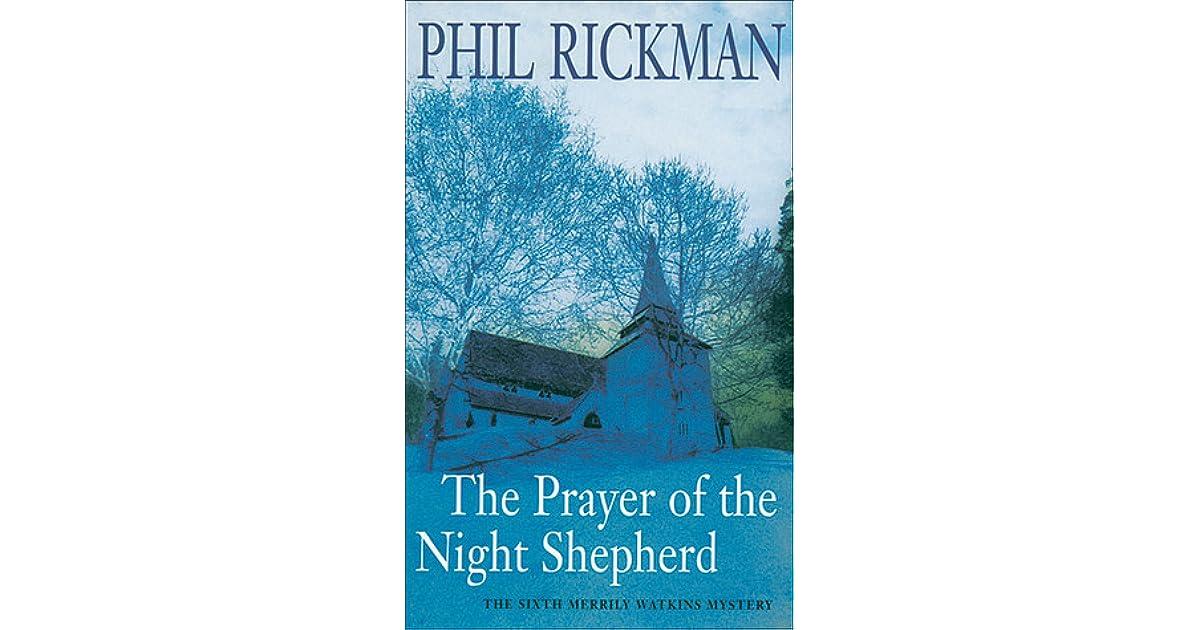 The Prayer of the Night Shepherd by Phil Rickman