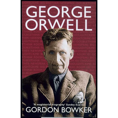 author george orwell biography book