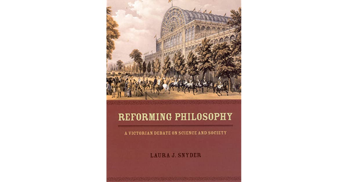reforming philosophy snyder laura j