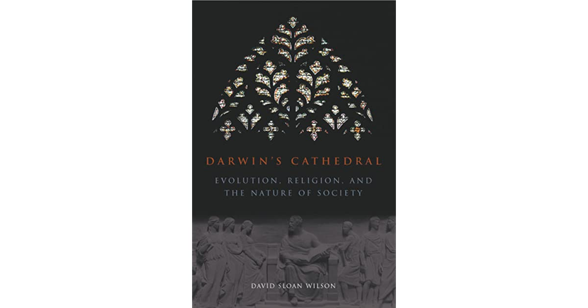 Darwins Cathedral: Evolution, Religion, and the Nature of Society