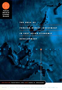 The Role of Foreign Direct Investment in East Asian Economic Development