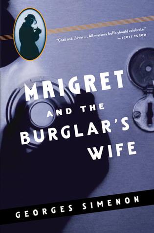 Maigret and the Burglar's Wife (Maigret, #38)