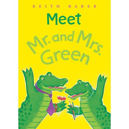 Mr And Mrs Green