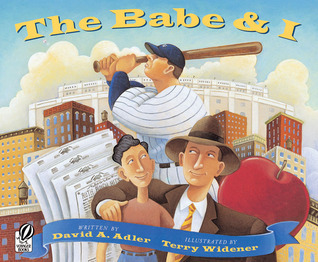 The Babe  I by David A. Adler