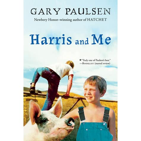 harris and me Get an answer for 'i need some characteristics about how the two main characters in harris and me are alike, and how they are both different i can't seem to find many of them, please help' and.