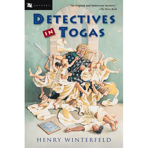 Detectives In Togas Ebook