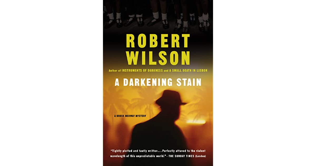 A darkening stain bruce medway 4 by robert wilson fandeluxe Ebook collections
