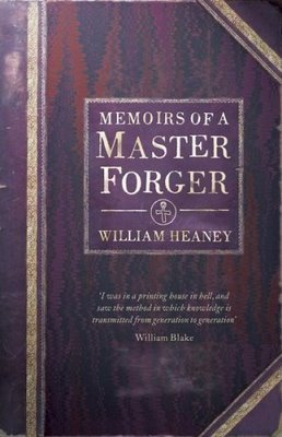Memoirs of a Master Forger - Graham Joyce (writing as William Heaney)