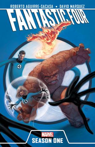 Fantastic Four by Roberto Aguirre-Sacasa