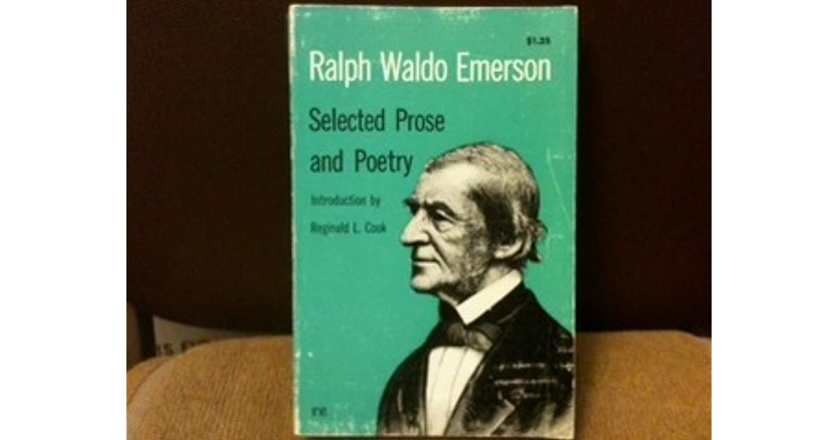 ralph waldo emerson essays second series This first library of america volume of emerson's writing (1849), his essays: first series (1841) and essays: second series ralph waldo emerson: essays.