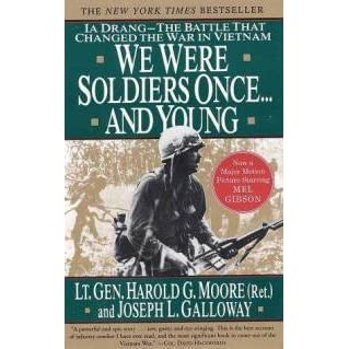 we were soldiers once and young book We were soldiers onceand young is the story of how close moore and his men came to being slaughtered like custer's troops the young adult books each month we spotlight a selection of young adult (ya) titles that we believe are great reads for adult readers.