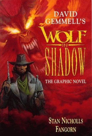 Wolf in Shadow: Graphic Novel