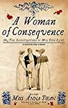 A Woman of Consequence (A Dido Kent Mystery #3)