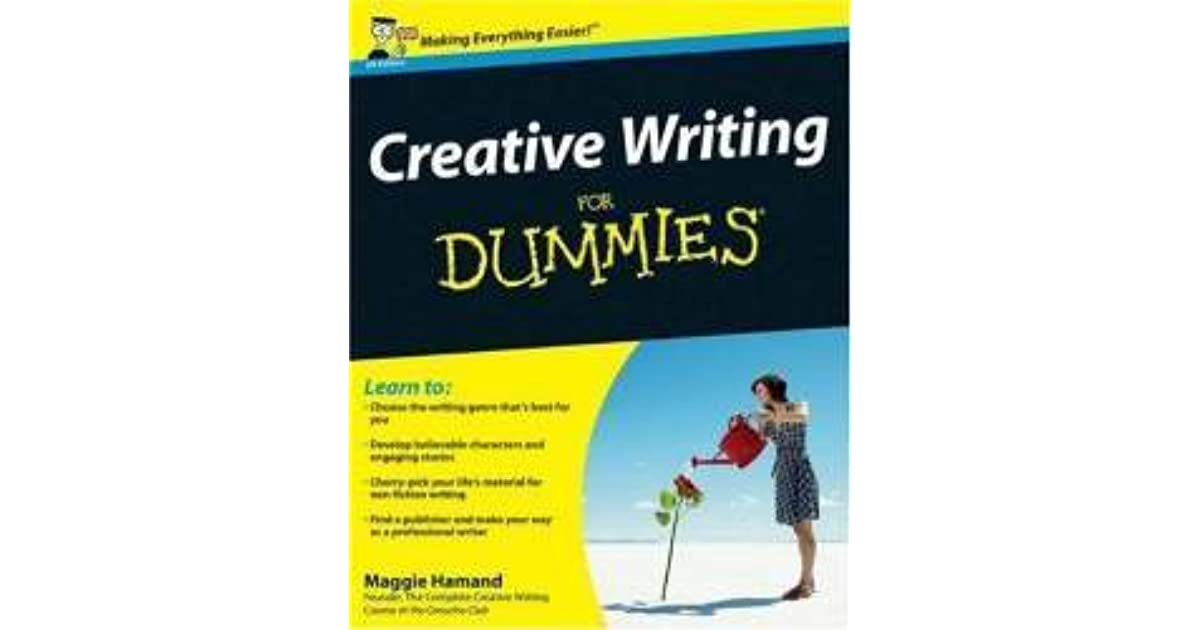 writing for dummies Buy writing essays for dummies uk ed by mary page, carrie winstanley (isbn: 8601420182073) from amazon's book store everyday low prices and free delivery on.
