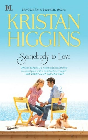 Somebody to Love (Gideon's Cove, #3)