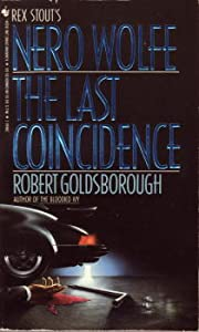 The Last Coincidence (Rex Stout's Nero Wolfe Mysteries #4)