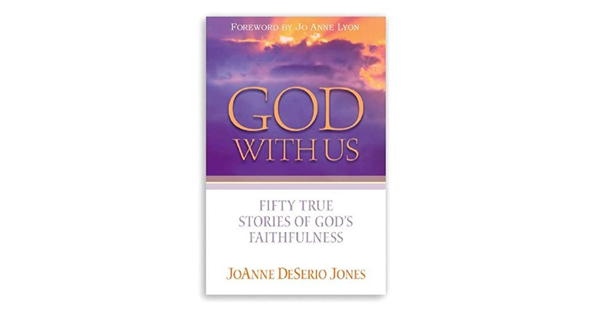 God with Us: Fifty True Stories of God's Faithfulness by