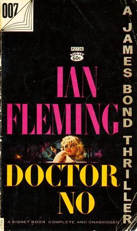 Doctor No James Bond 6 By Ian Fleming