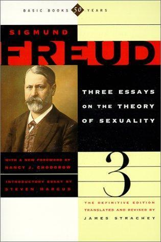 Three essays on the theory of sexuality book