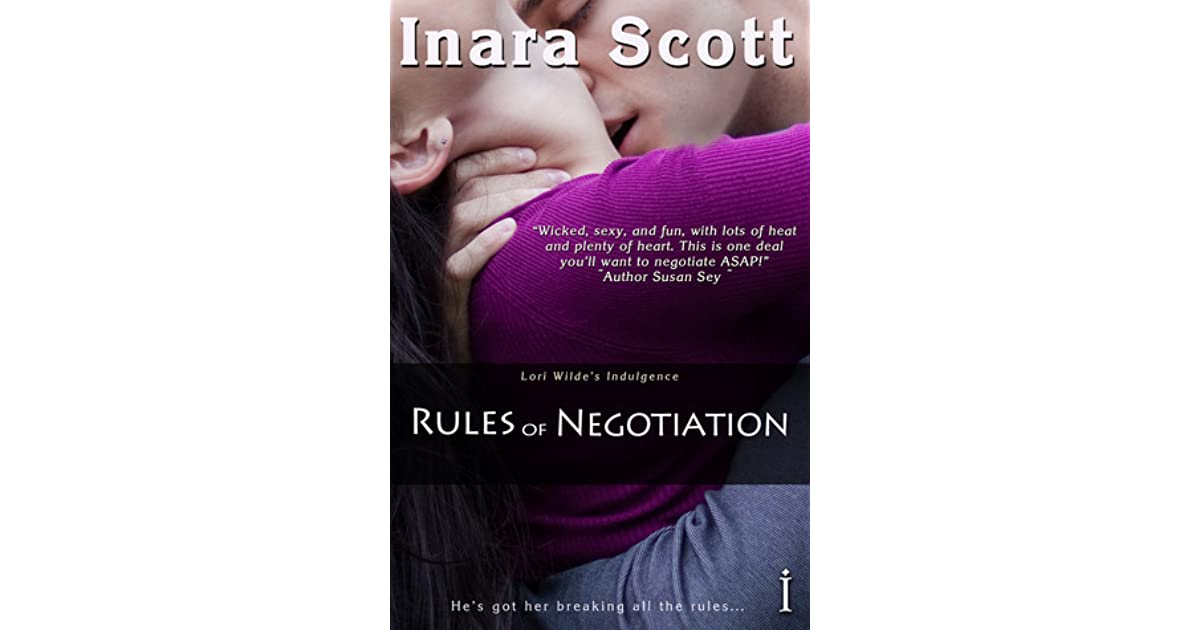 Rules of negotiation bencher family 1 by inara scott fandeluxe Epub