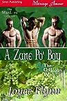 A Zane Po' Boy (The O'Hagan Way #3)