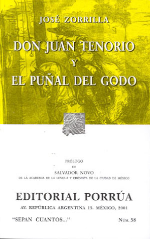 Books By Jose Zorrilla