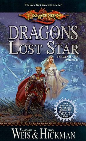 Dragons of a Lost Star (Dragonlance: The War of Souls, Book 2)