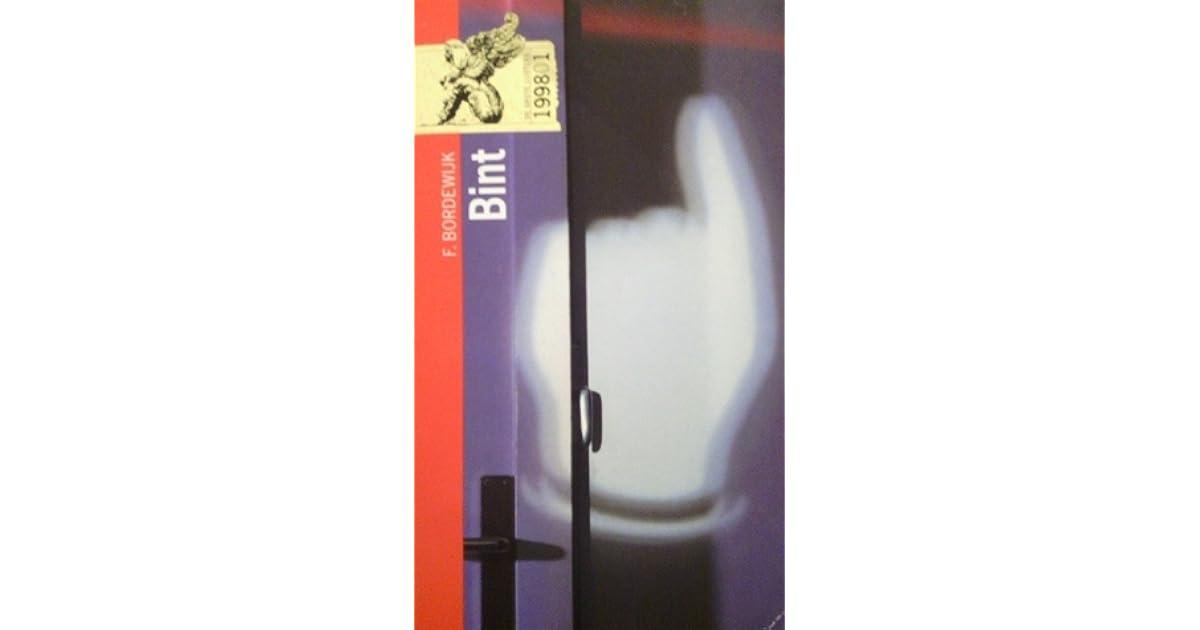 Bint By Ferdinand Bordewijk