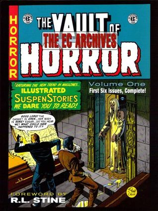 The EC Archives: The Vault of Horror,  Vol. 1