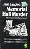 The Memorial Hall Murder (Homer Kelly, #3)