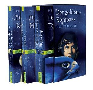 Der Goldene Kompass: Die Trilogie (His Dark Materials, #1-3)