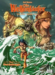Muschelmagie (Die Wellenläufer Graphic Novel)