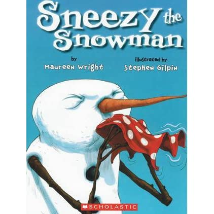 the snowman book review