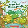 Five Green and Speckled Frogs (Sing and Read Storybook)