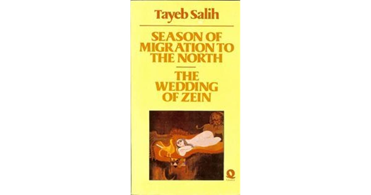 Season Of Migration To The North And The Wedding Of Zein