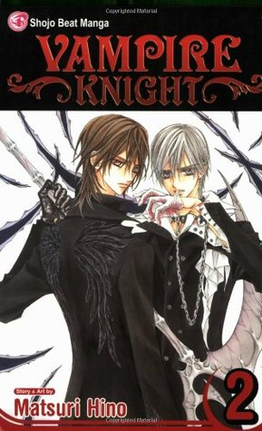 Vampire Knight, Vol. 2 by Matsuri Hino