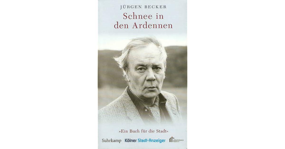 Mit Jürgen Becker durch die Kunstgeschichte