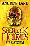 Fire Storm (Young Sherlock Holmes, #4)