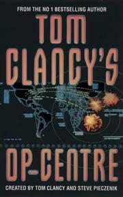 Op-Center (Tom Clancy's Op-Center, #1)