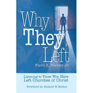 Why I Left The Church Of Christ
